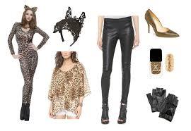 Leopard Halloween Costume 5 Diy Halloween Costumes Fashionistatopshelf Blog