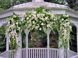 wedding arch gazebo wedding gazebo decorations arches huppas candelabras stands
