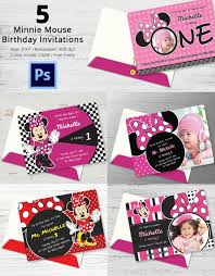 Minnie Mouse Baby Shower Invitations Templates - templates free printable minnie mouse baby shower invitation