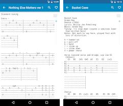 guitar tabs apk achording guitar tabs chords apk version 3 5 6