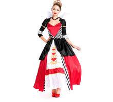 Halloween Costumes Queen Hearts Popular Poker Halloween Costume Buy Cheap Poker Halloween Costume