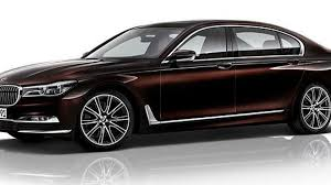 bmw beamer 2015 bmw 7 series individual revealed video