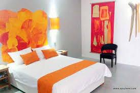 deco chambre orange unique deco chambre orange vue bureau and decoration et gris