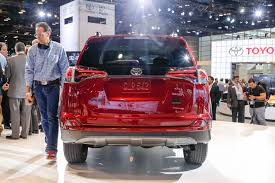 dealer de toyota 2018 toyota rav4 adventure makes its debut in the windy city