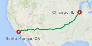 map usa route planner u s 66 from seligman arizona to barstow california