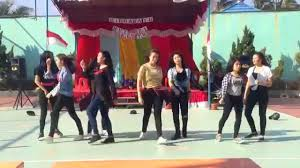 perform dance nikita dkk pensi sma kusuma bangsa hut ri ke 70 th