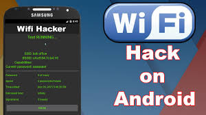 how to hack an android phone from a computer how hackers hack your wifi password using android root 2017