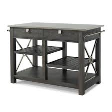 stainless kitchen island modern kitchen islands carts allmodern
