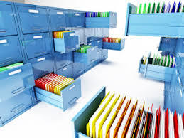 organizing business files by category lasting order