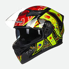 orange motocross helmet aliexpress com buy jiekai vintage flip up motorcycle helmet full