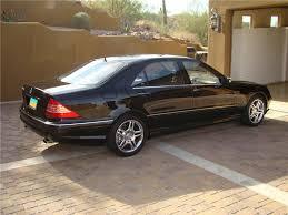 mercedes s600 amg 2005 mercedes s600 4 door sedan 162665