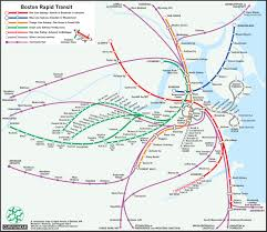 Red Line Mbta Map by Outside The Lines 6 Maps That Re Imagine Boston U0027s T Curbed Boston