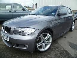 used series 1 bmw used bmw 1 series for sale in 2009 uk autopazar
