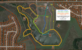 kyle map lake kyle nature trails city of kyle official website