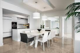 Dining Room Furniture Chemistry Modern Modern White Dining Room Table
