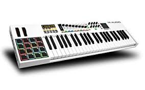 amazon black friday midi keyboards sale m audio code 49 usb midi controller with 49 key velocity sensitive