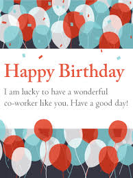 happy birthday greetings e card for best employee nicewishes