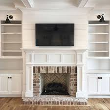 Fireplace Bookshelves by Best 25 Family Room Fireplace Ideas On Pinterest Fireplace