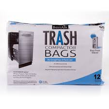 amazon com bestair trash compactor bags 16 u0027 u0027 d x 9 u0027 u0027 w x 17 u0027 u0027 h
