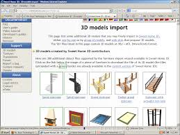 3d Home Design Software Tutorial Home Design Ideas Sweet Home 3d Furniture Library Ikea Free