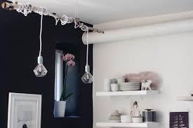 Black Diamond Lights The New Black Kitchen Wood Branch Light Diy