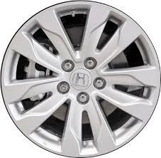 honda odyssey wheels alyodys1818u20 honda odyssey wheel silver painted