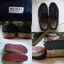 Jual Vans Zapato airtasotraboner on jual vans zapato barco black true