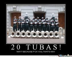 Tuba Memes - 20 tubas by rocket7778 meme center