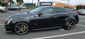 2005 cadillac cts wheels cadillac cts v niche milan m134 wheels black machined with