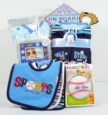 Baseball Gift Basket All Star Baseball Baby Boy Gift Basket As Your Baby Grows Gift