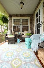 Front Porch Patio Furniture by 1k Giveaway With Raymour U0026 Flanigan Spring Front Porch Curb