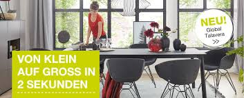 Esszimmerst Le Kirsche Einrichtungsideen Für Wohnen Speisen Und Schlafen Global Möbel