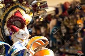 carnival masks for sale venetian carnival masks on sale market stock photo picture and