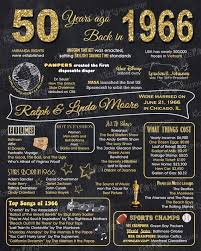 50th anniversary gift for parents 65 best 50th anniversary party ideas images on