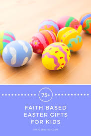 75 faith based easter gifts for kids that bald