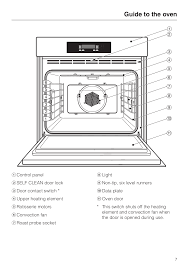 pdf manual for miele oven h4880bp