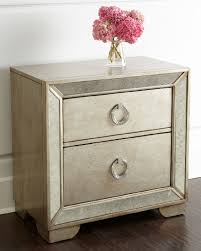 must have mirrored nightstands to glam up your bedroom candace rose