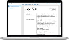 Resume Template Online Free by 5 Examples Of Beautiful Resumecv Templates Resume Builder Free