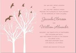 Wedding Invitation Sayings Wedding Invitation Wording My Wedding Guide