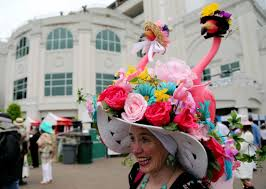 Kentucky Derby Flowers - kentucky derby hats some pretty thing