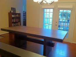 Ana White Emmerson Dining Room Table DIY Projects - Diy west elm emmerson dining table