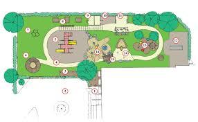 Nursery Floor Plans Winnetka Public Nursery Playground Nice Design Trike