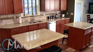 ivory gold granite kitchen countertops marble com youtube