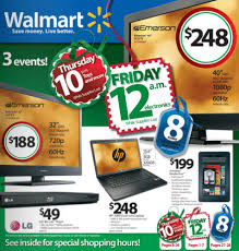 walmart black friday ad preview for 2011 hoosier