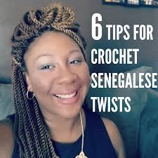 how many packs of expression hair for twists 6 tips for crochet senegalese twists using pre twisted hair