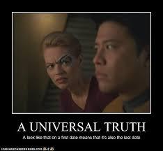 Startrek Meme - a universal truth set phasers to lol sci fi fantasy