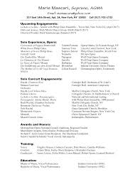 Geologist Resume Template Performance Resume Template Resume Format Download Pdf Musician