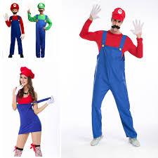 Halloween Costumes Luigi Halloween Costumes Funny Costume Super Mario Luigi Costume