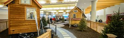tiny house show tiny home village at the downtown raleigh home show fall