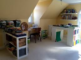Home Craft Room Ideas - fancy attic craft room ideas 37 about remodel home decor ideas